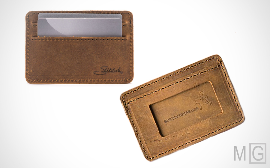 Saddleback Leather Front Pocket Wallet