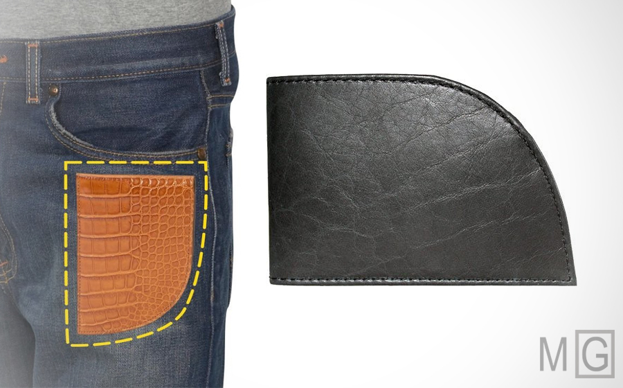 Rogue Bison Leather Wallet