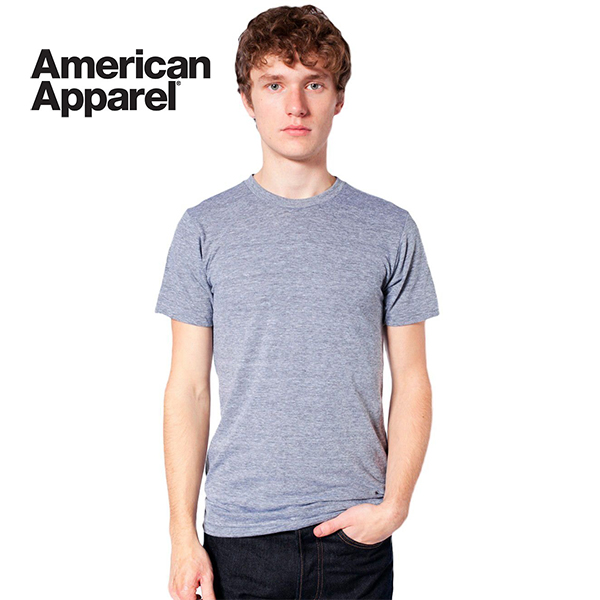 American Apparel Tri-Blend T-shirt | Made in USA