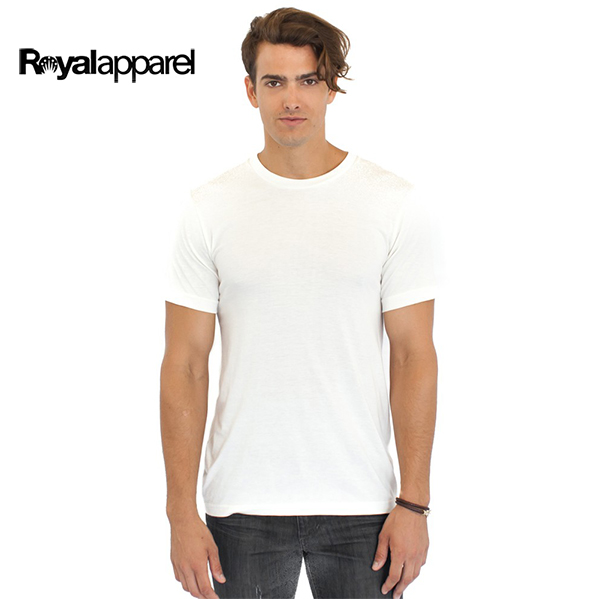 Royal Apparel Hemp Organic Cotton t-shirt | Made in USA