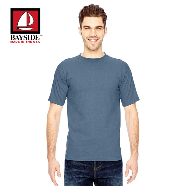 Bayside Union Made 50/50 t-shirt | Made In USA