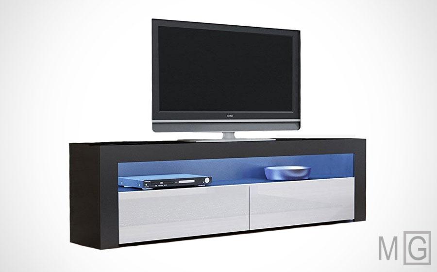 Milano minimalist tv stand - cheap modern tv stands - minimalistguy.net