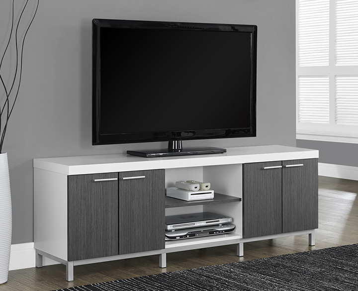 Monarch Specialties Modern TV Console