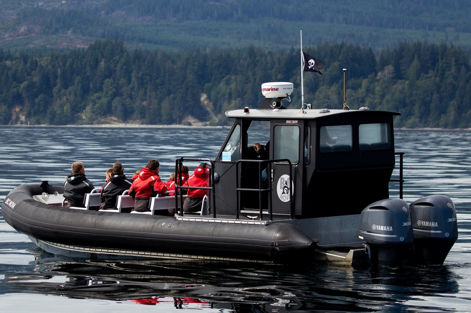 PRIVATE CHARTER - YEAR ROUND
