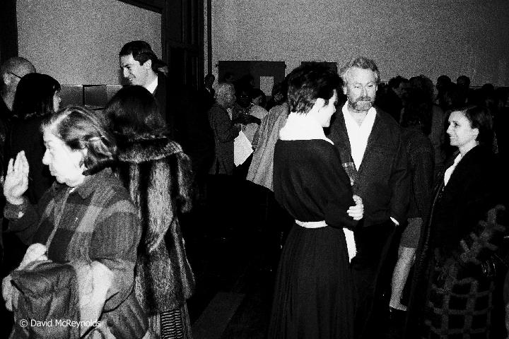 Don Judd Gallery, Feb. 1, 1986