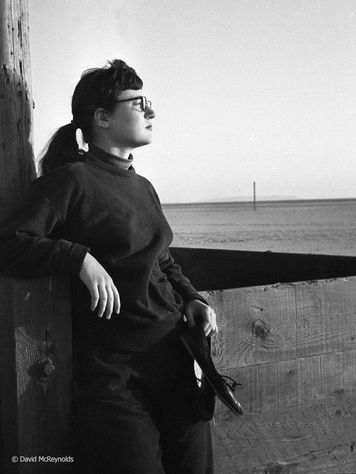 Marsha Berman, 1954.