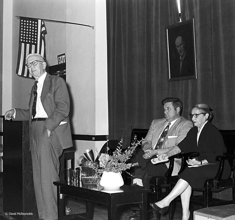 Debs Centennial, Fall 1955