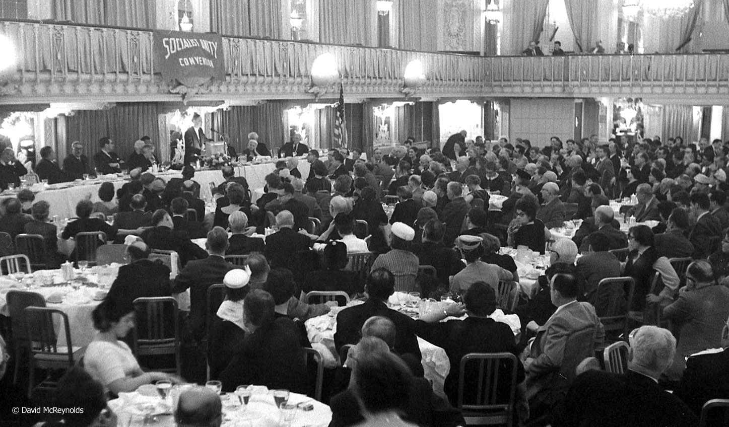 Socialist Unity Conference, 1957