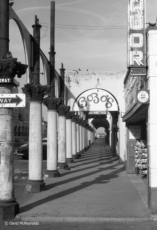 Bozos, Venice 1956. (56-6)