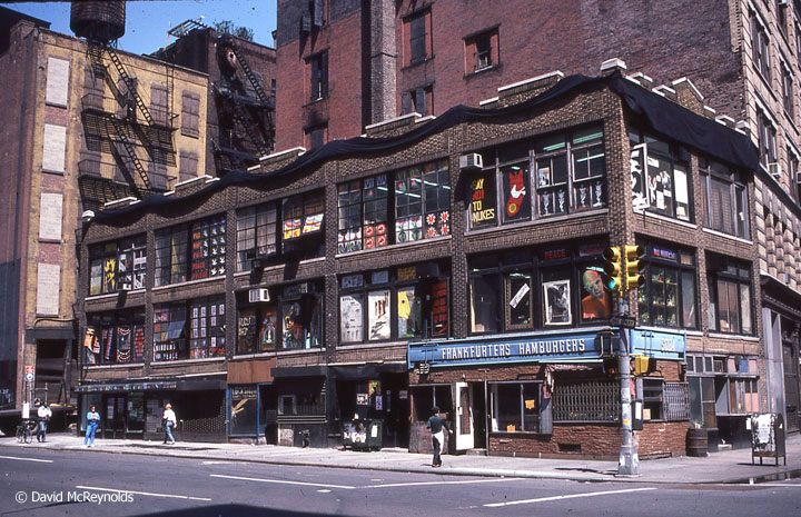 339 Lafayette Street, June 1982.