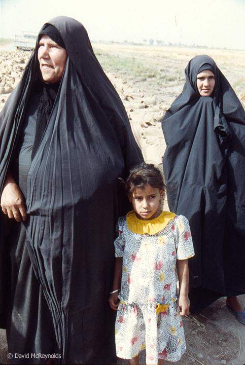 Iraq, October 1990.