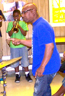 Mr. Russell Hayward -   Percussion