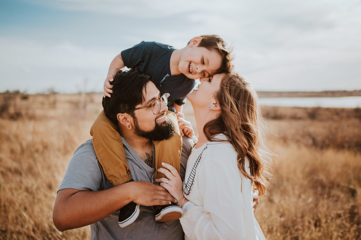 Family Photography - My real passion is photographing weddings and couples. I however enjoy the occasional family session as well. So if you or anyone else you know is looking for some family photos, let me know.