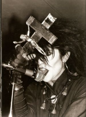 Rozz Williams, of Christian Death,