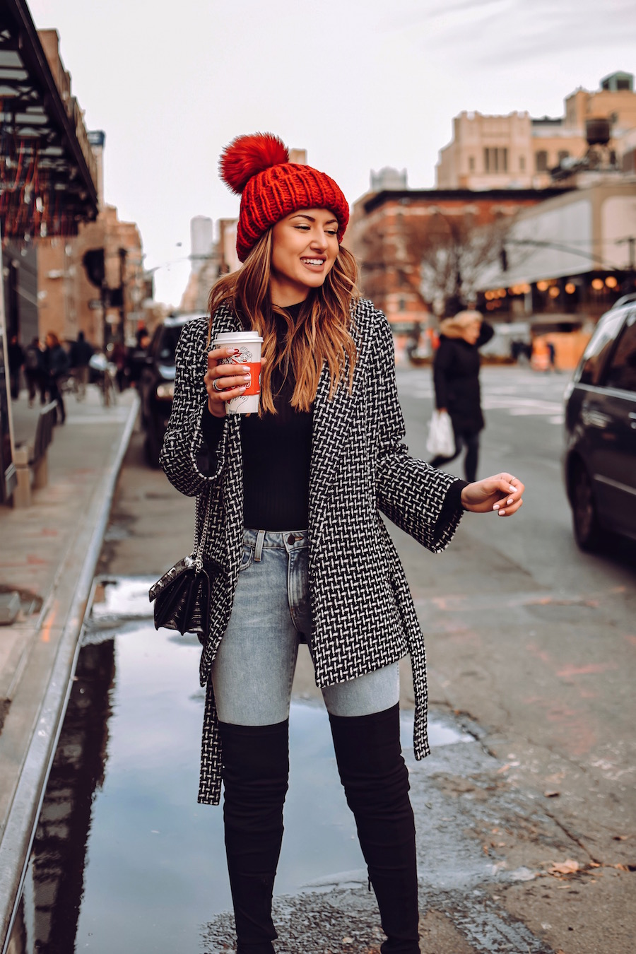 Winter-Outfit-Red-Fur-Pom-Beanie-and-OTK-Boots-07.jpg
