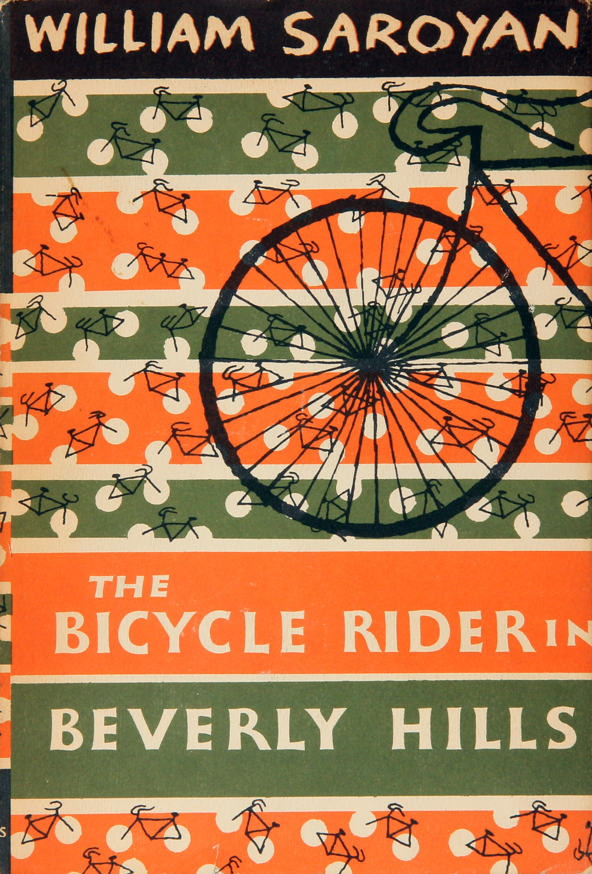 The Bicycle Rider in Beverly Hills (1952)