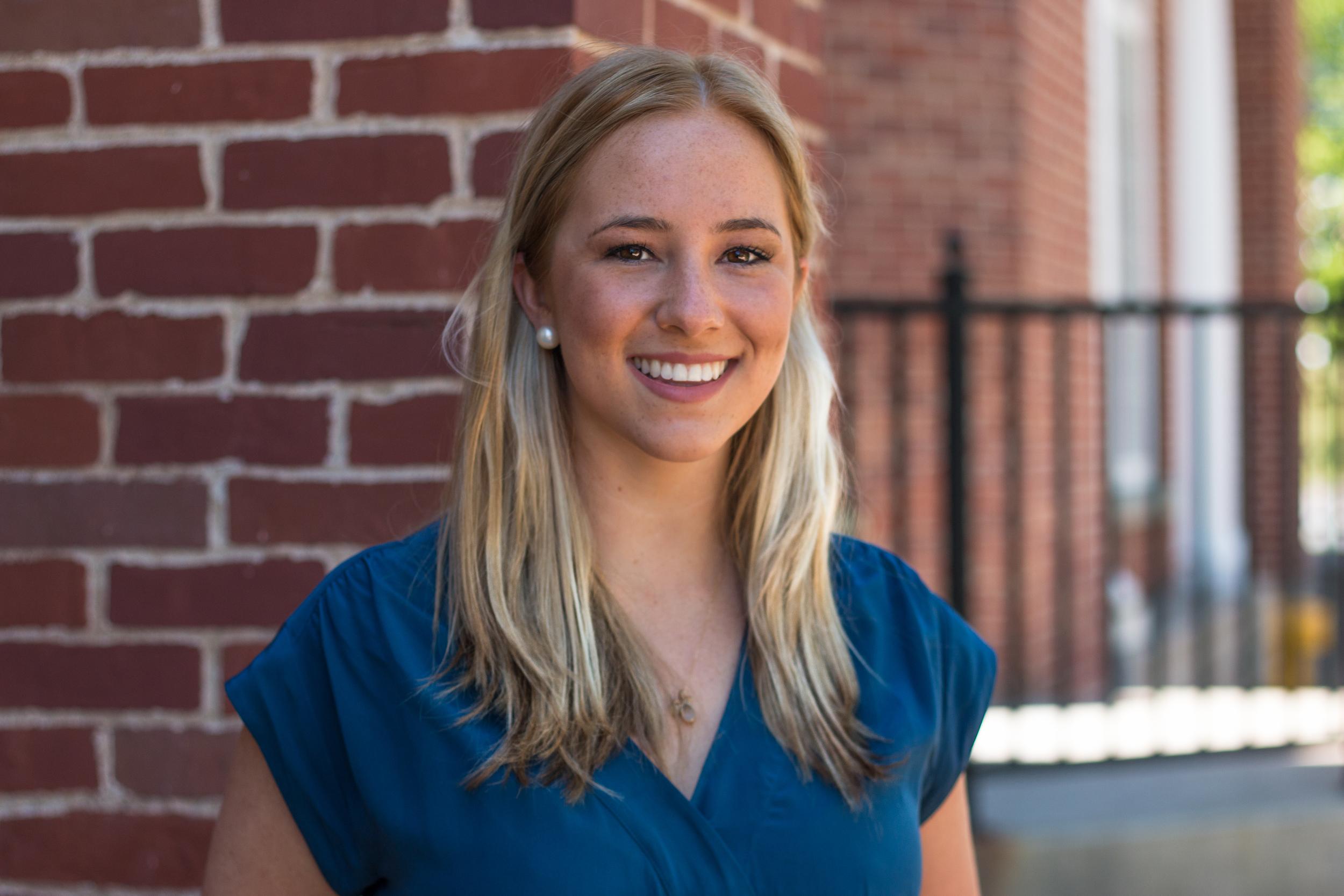 Vice President External Affairs, Annie Sirois