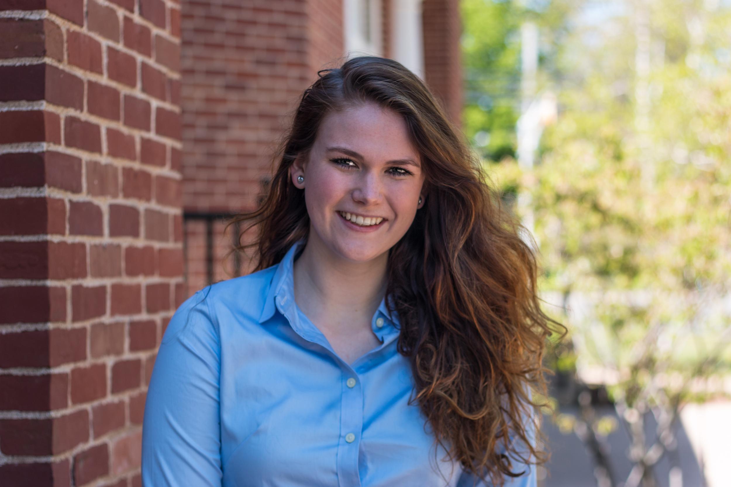 VP Internal Affairs, Joelle French