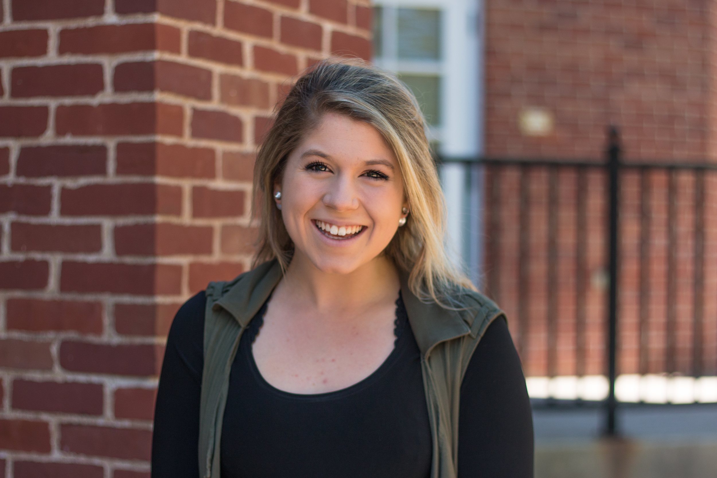 VP Activities & Events, Rachel LeBlanc