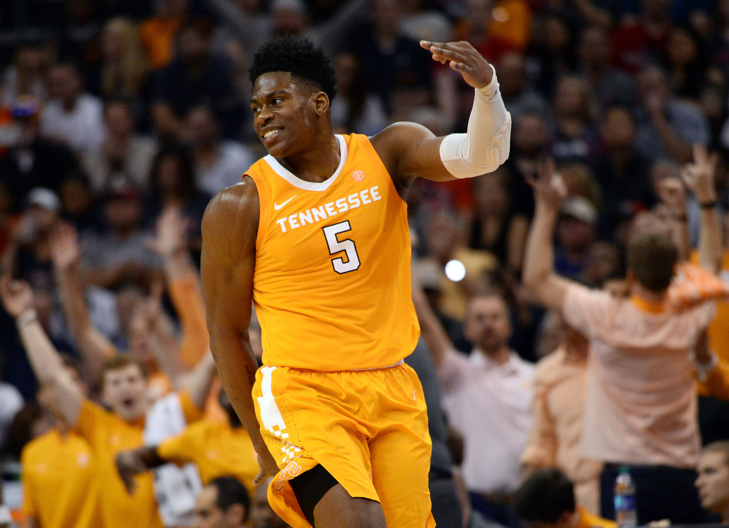 Admiral Schofield / Photo: nba.com