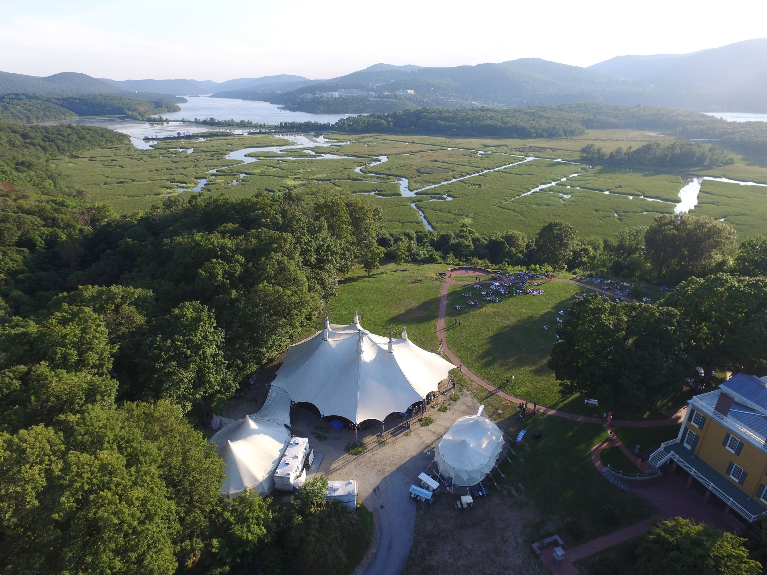 HVSF's Theater Tent from above_Photo by Phil Bulla.JPG