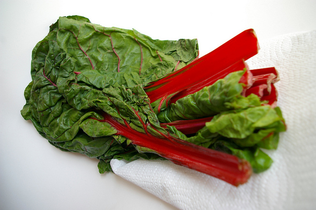 Swiss Chard Farmer Foodshare