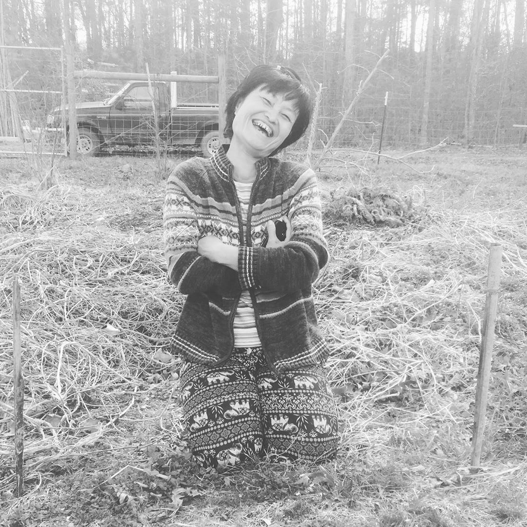 Transplanting Traditions ' Zar Ree Wei: incredible farmer and mother of 6!