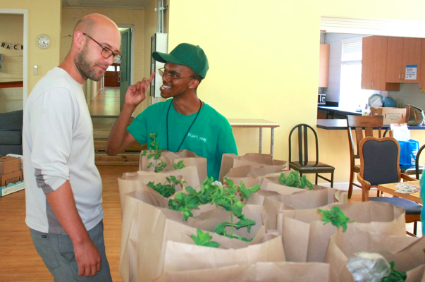 Community Foodshare at Reality Ministries