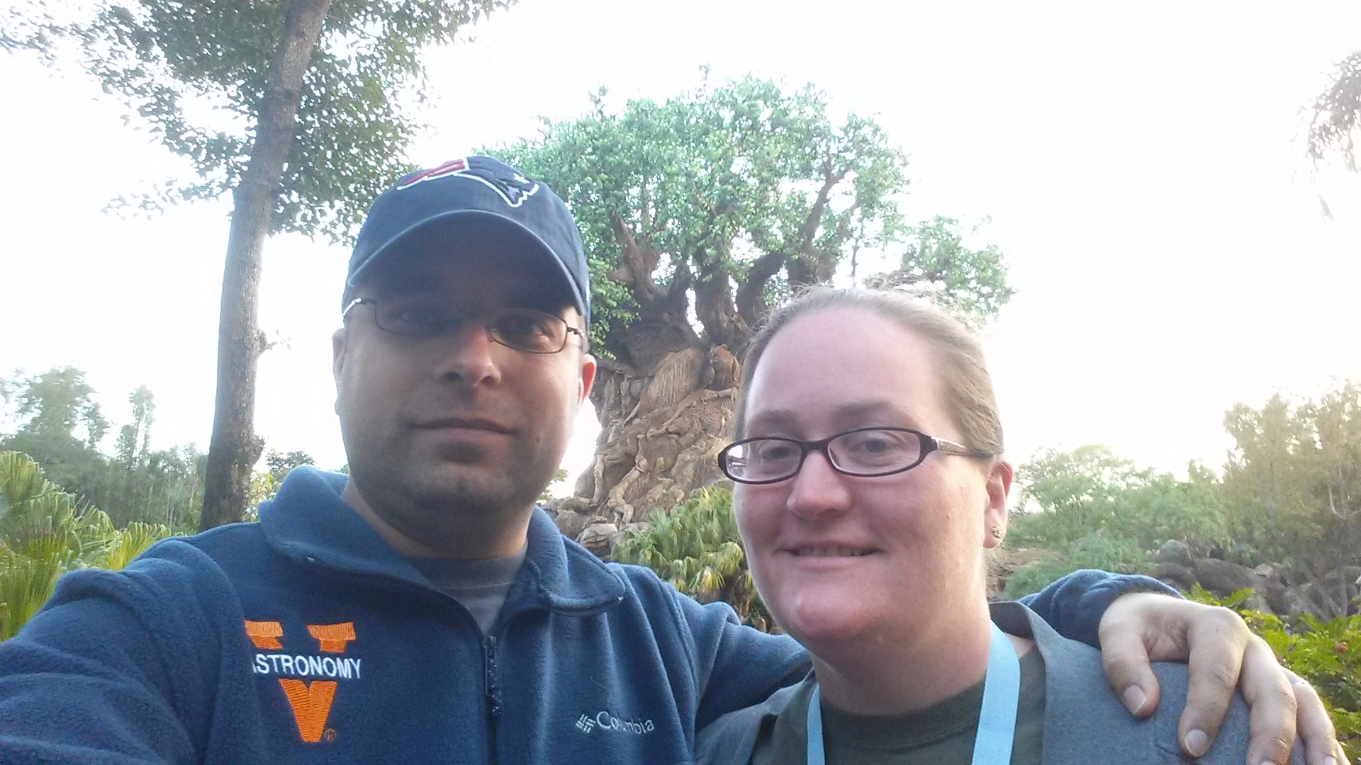 Tree of Life Selfie