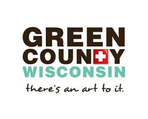 Green County Wisconsin Logo