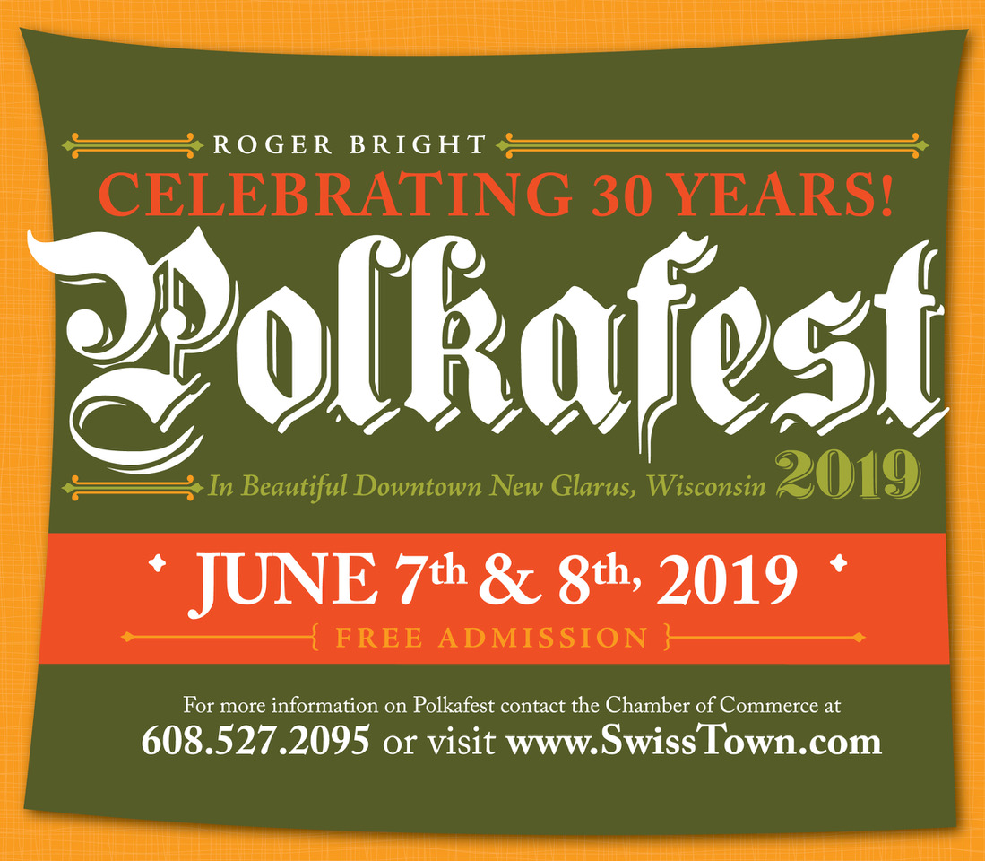 Polkafest in Downtown New Glarus — New Glarus Chamber of Commerce