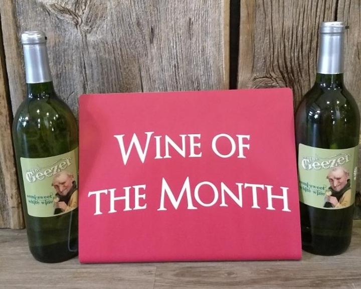 New Glarus Hawk's Mill WineHaus Wine of the Month