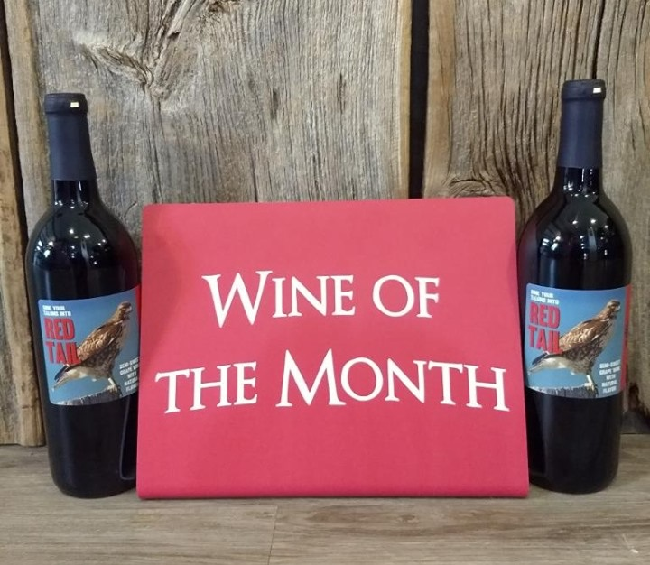 New Glarus Hawk's Mill WineHaus Wine of the Month