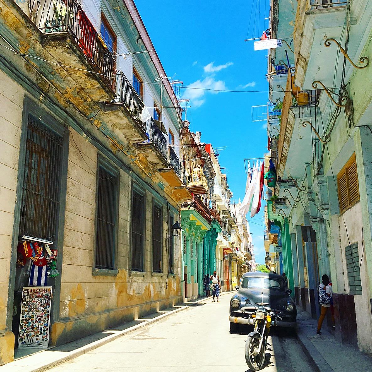 Cuba, April 16-22nd, 2017