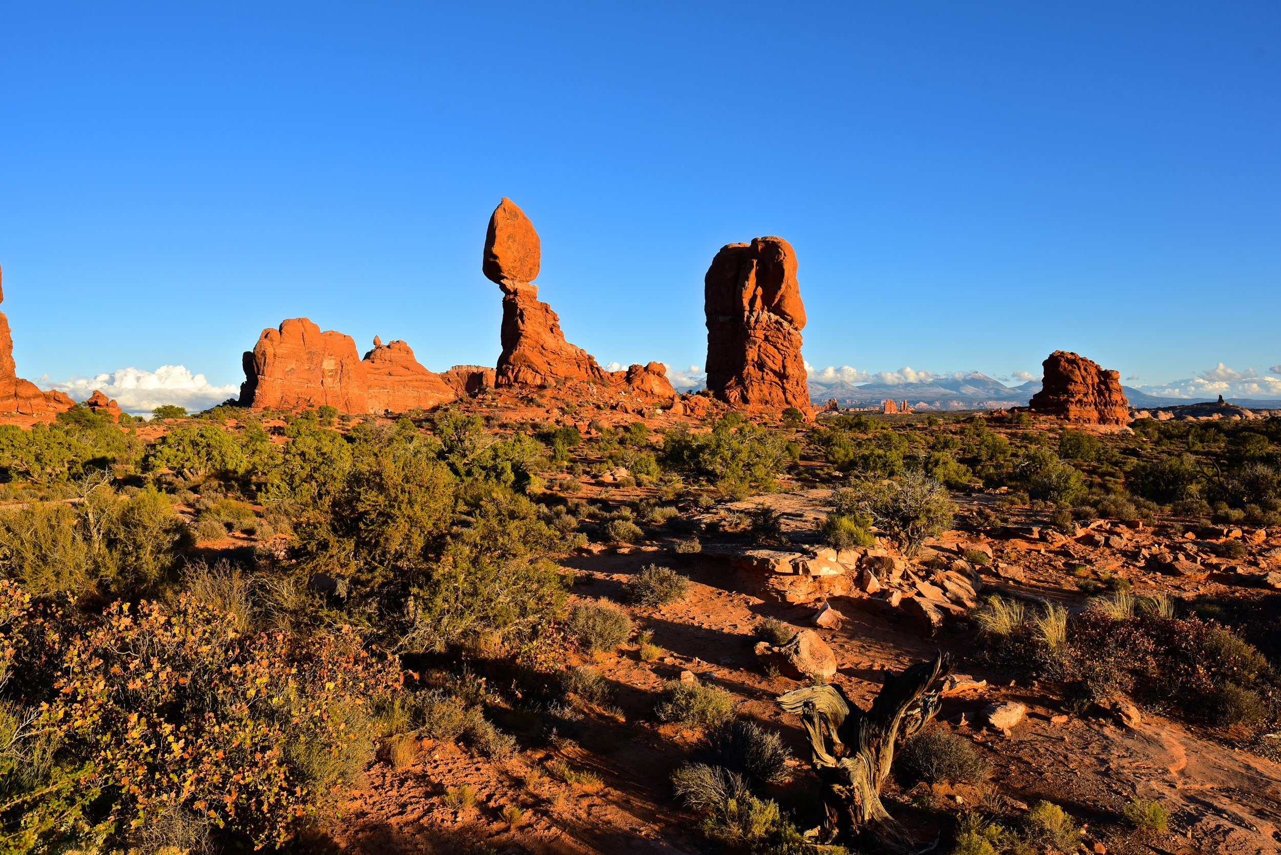 Balancing Rock in Arches National Park