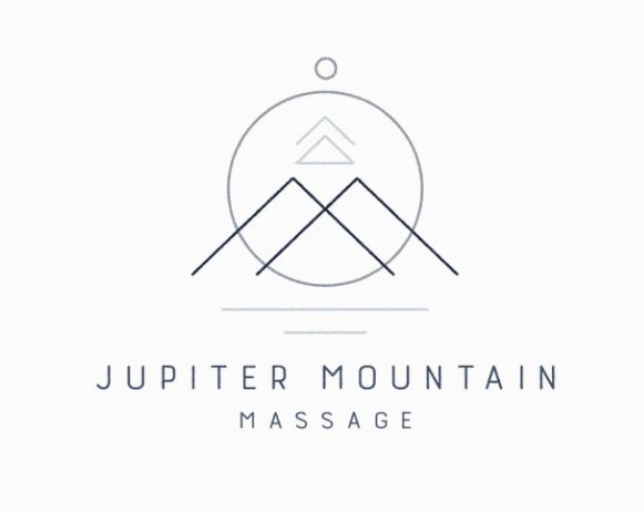 Jupiter Mountain Primary Logo - Dapper Fox Designs