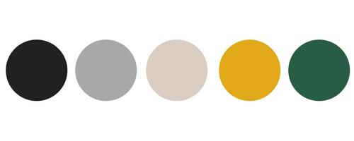 Enemy Arrows colour palette