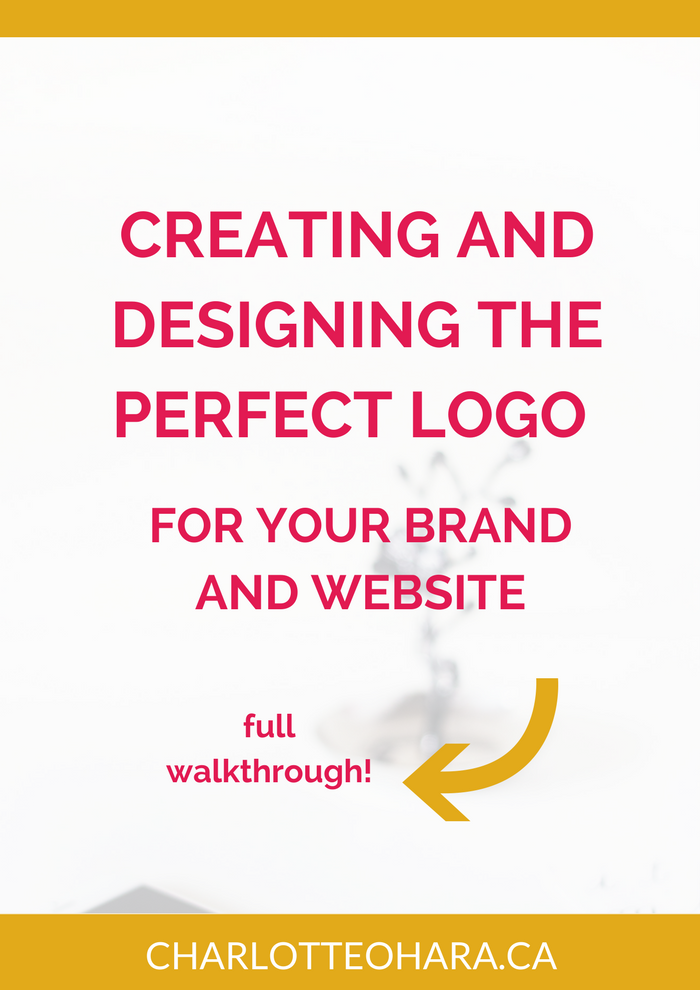 Create and design perfect logo for your brand and business