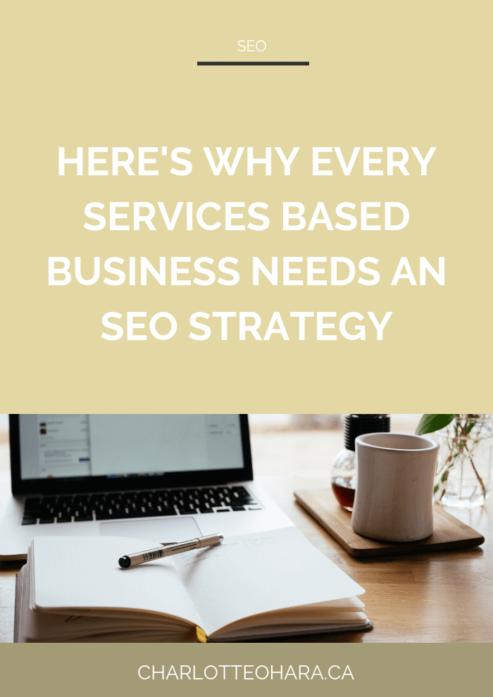 Why every services based business needs an SEO strategy | Squarespace SEO Series