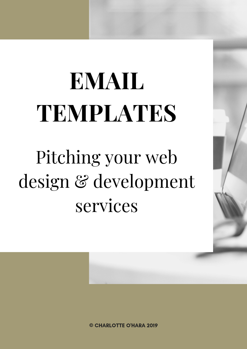 PITCHING YOUR WEB DESIGN & DEVELOPMENT SERVICES - email templates cover page.png