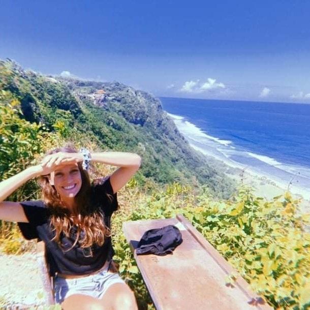 Exploring Bali's beaches