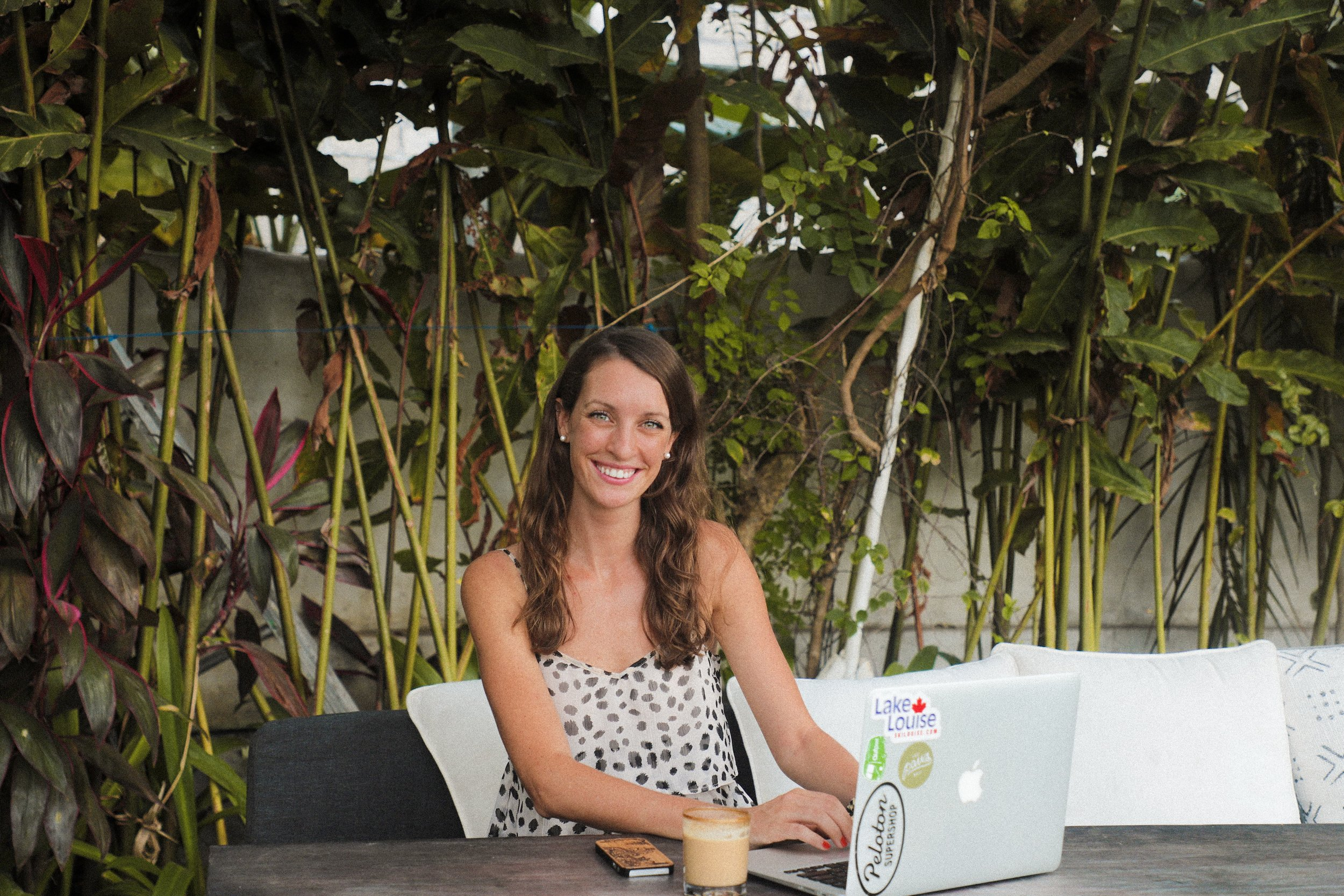Charlotte O'Hara headshot | Squarespace web designer developer and online educator