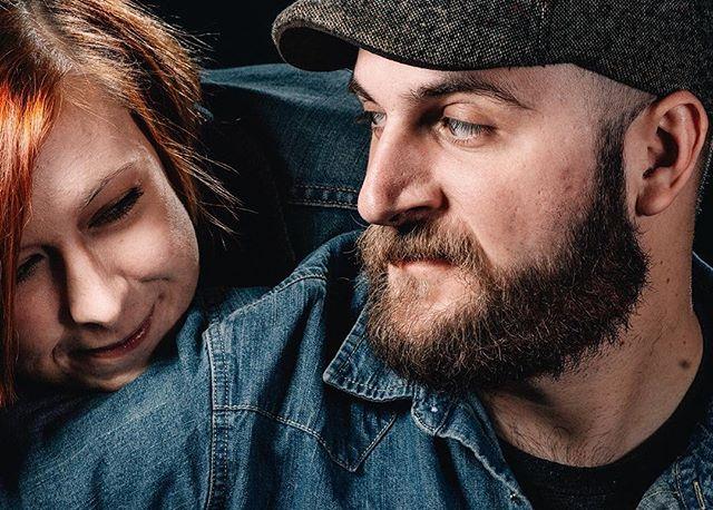 #people #strobist #nikon105mm #portrait #couple #studiophotography #portraitphotography