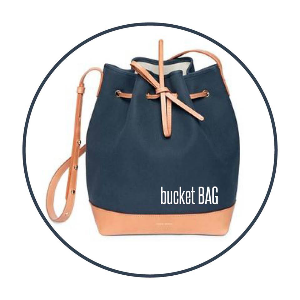 BUCKET BAG - WORKSHOP BUCKET BAGDINSDAG 3/10/17/24 OKTOBER