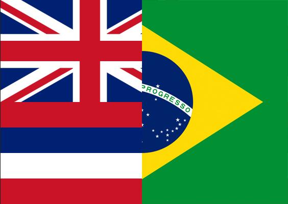 Hawaii and Brazil Flag.jpg