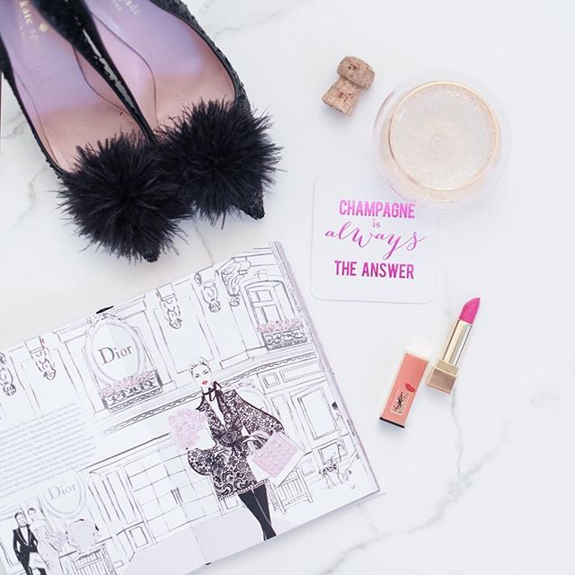 @dior and @ysl are how dolls dress pretty. Our Champagne Coasters are how #dollspartypretty! #theprdolls #dollspartypretty * * * * * #thecarolinedoll #fashioninfused #stylist #fashionpr #creativebizlife #savvybusinessowner #bossbabe #girlboss #lifestyleblogger #fashionblogger #pursuepretty #allthethings #bloggerstyle #bloggerlife #personalstyle #shopsmall #supportsmallbusiness #partyaccessories #homeaccessories #giftsforher #makersgonnamake #mycreativebiz #cylcollective #creativelifehappylife #femaleentrepreneur