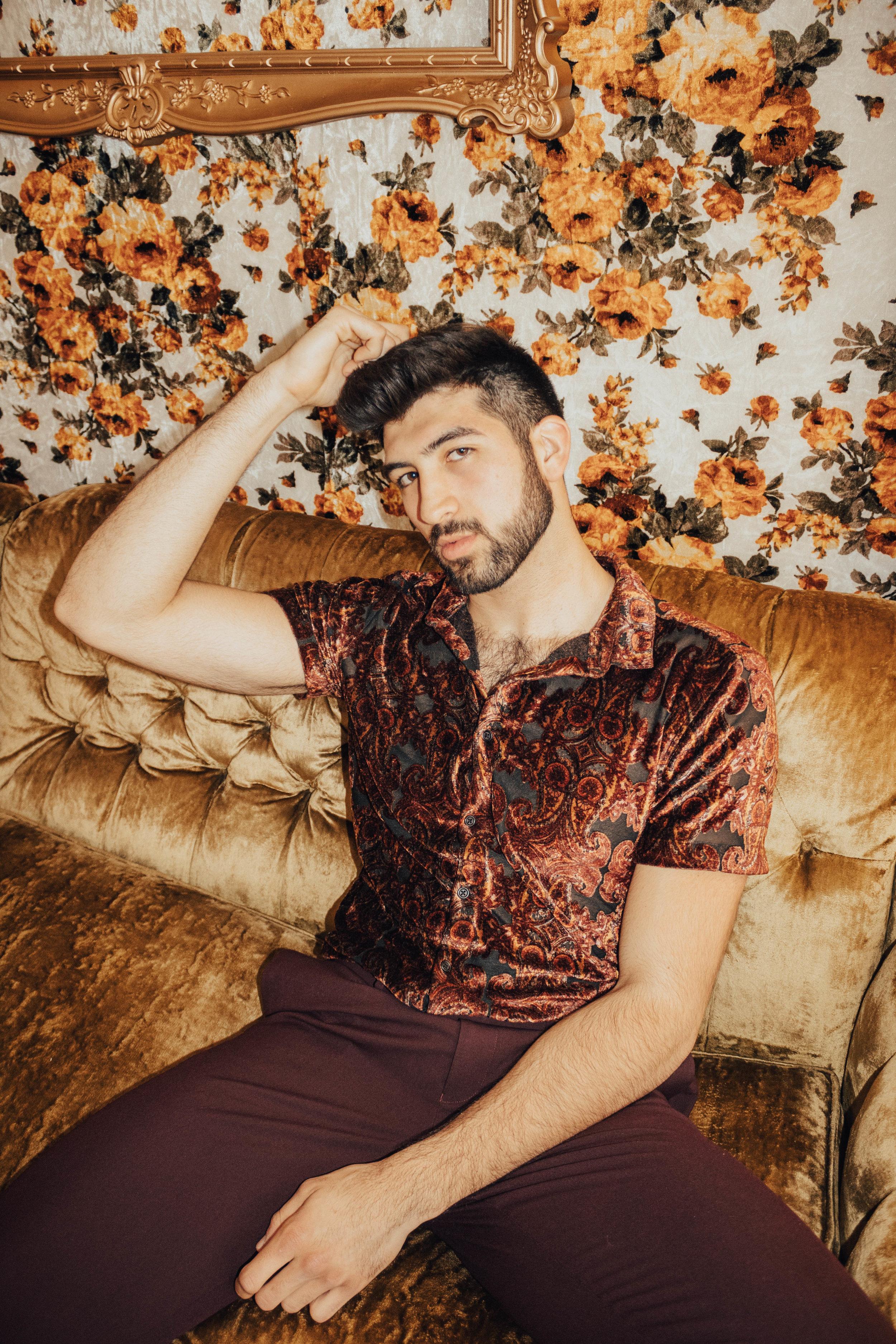 Alex Morehouse (photographer) Ben Romero (model)