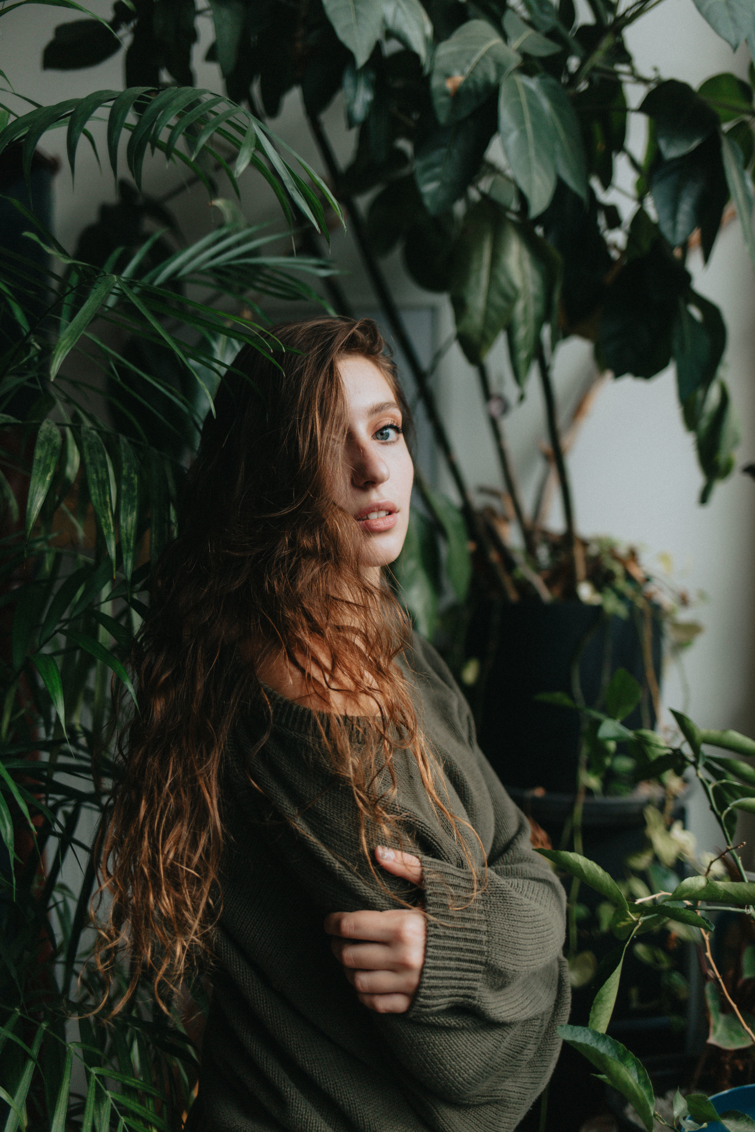 Model: Lexi Brown  Photographer: Sophie Dolan