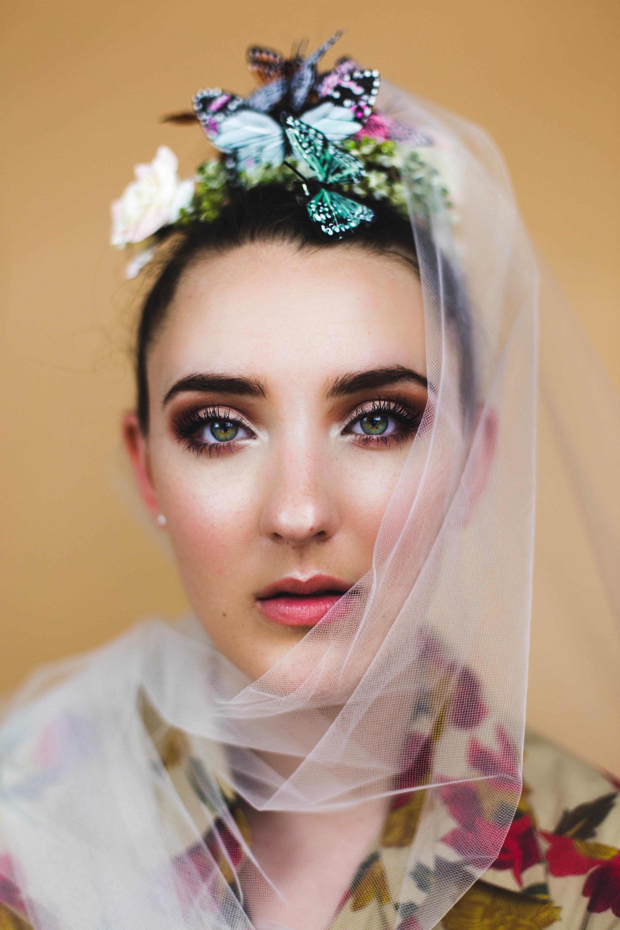 Model: Madelynne Jameson  Photographer: Lexi Brown