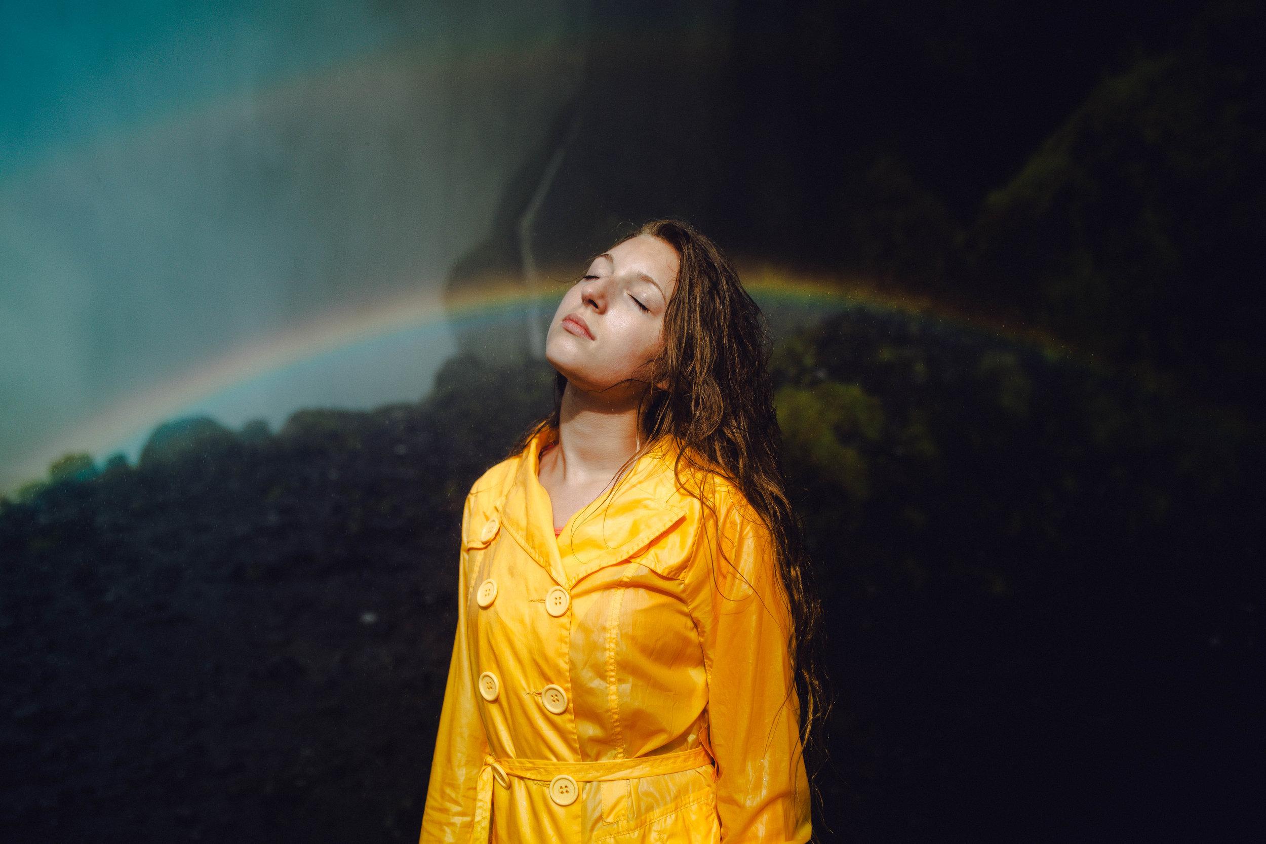 Model: Alli Brown  Photographer: Lexi Brown